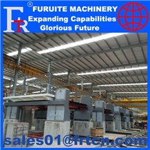 Wire Cutting Gangsaw Marble Block Cut Machine Sell