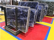 Brazil Sodalite Blue Granite Slabs