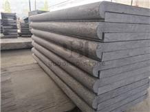 China Blue Limestone Coping,Silver Valley Limeston