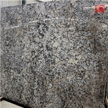 Aran White Granite Slabs