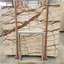 Beige Sofita Gold Marble Slab and Tiels for Sales