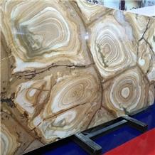 Brazil Espinella Gold Quartzite Slab