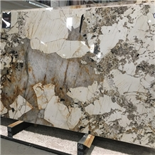 Brazilian Patagonia White Quartzite Big Slabs
