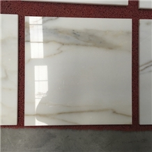 Calacatta Altissimo Gold Marble Slab