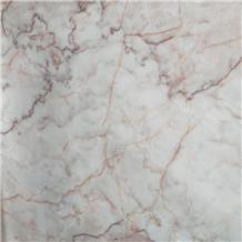 Cheaper Cream Rose Marble Slab