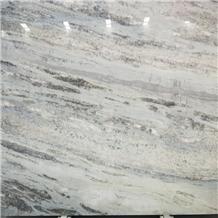 Cristalita Ocean Blue Marble Slab