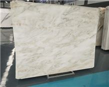 Fangshan White Marble Slab