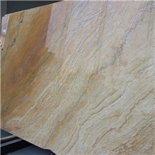 Golden Macaubas Quartzite Large Slabs