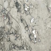 Grey Wolf Lido Marble Slab