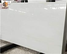 High Polished Stellar White Marble Slab Price