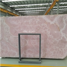 High Quality Backlit Pink Onyx Price