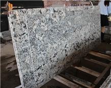 High Quality Bianco Typhoon Granite Tiles