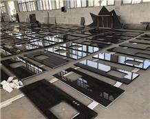 High Quality Black Pearl Granite Countertop