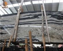 Hot Selling Product Black Copacabana Granite