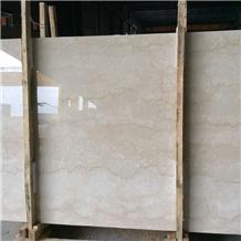 Italian Beige Semi Classico Marble Slab and Tiles