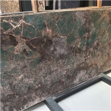 Labdar Amazonite Green Granite Slabs