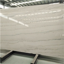 Lamberti Bianco Quartzite Slab