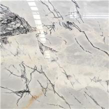 Lilac Milas White Marble