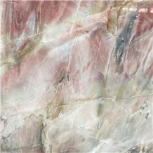 Louis Red Marble Slab