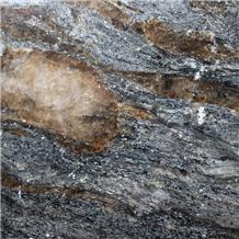 Metallicus Cianitus Granite Slabs