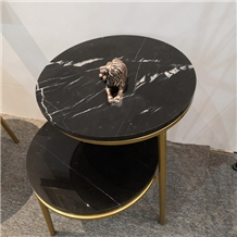 Modern Home Furniture Marble Dining Top Table