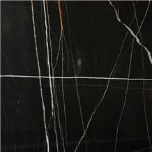 Natural Black Saint Laurent Marble, Nero Tunisi