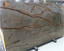 Natural Blue Roma Quartzite Slabs