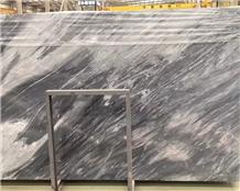 Natural Florence Grey Marble Slab