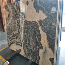 Natural Jalisco Black Onyx Slab