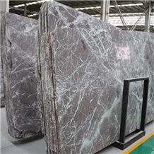 Natural Red Rosso Antigua Marble Slab