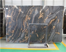 Natural Stone Prometheus Gold Granite Slab