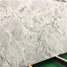 Natural Super White Quartzite Slabs
