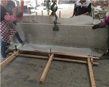 Panna Fragola Granite Kitchen Countertops