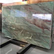Polished Imperial Green Granite Price