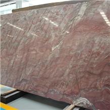 Red Fusion Mirage Quartzite Slabs