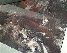 Red Royal Orchid Marble