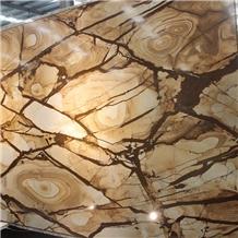 Stone Wood Quartzite Slabs