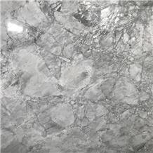 Super White Quartzite Kitchen Countertops