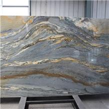 Top Quality Natural Blue Santorini Quartzite