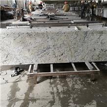 White Delicatus Granite Kitchen Countertop