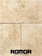 Classic Light Turkish Travertine Tiles