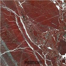 Rosso Levanto Elazig Cherry Marble Tiles and Slabs
