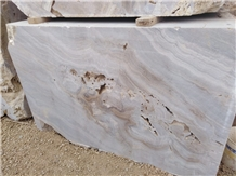 Jordanian Brownish Onyx Block