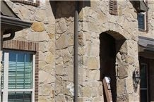 Tumbleweed Tan Thin Veneer Building Stone