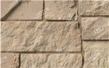 Tumbleweed Tan Thinstone Veneer Wall Cladding Stone