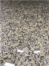 Cheap Chrysanthemum Yellow Granite Paving Tiles