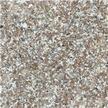 China Polished G664 Misty Brown Granite Tiles
