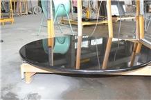 China Shanxi Black Granite Table and Countertops
