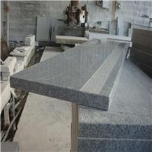 Chinese G633 Gray Granite Steps
