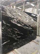 Chinese Royal Ballets Black Granite Walling Slabs